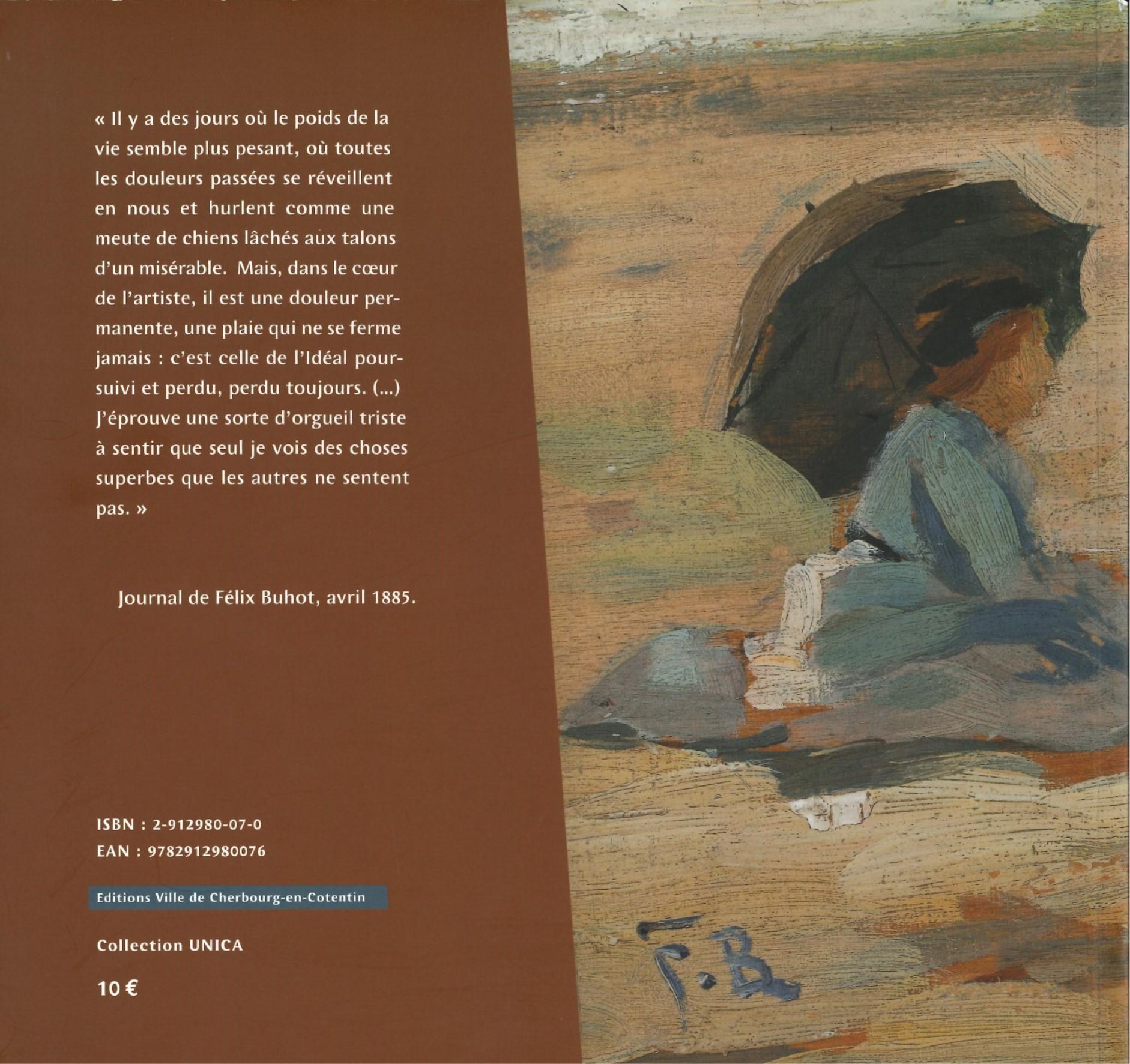 Catalogue de l'exposition du musée Thomas Henry de Cherbourg-en-Cotentin